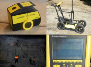 Ground Penetrating Radar GPR Services
