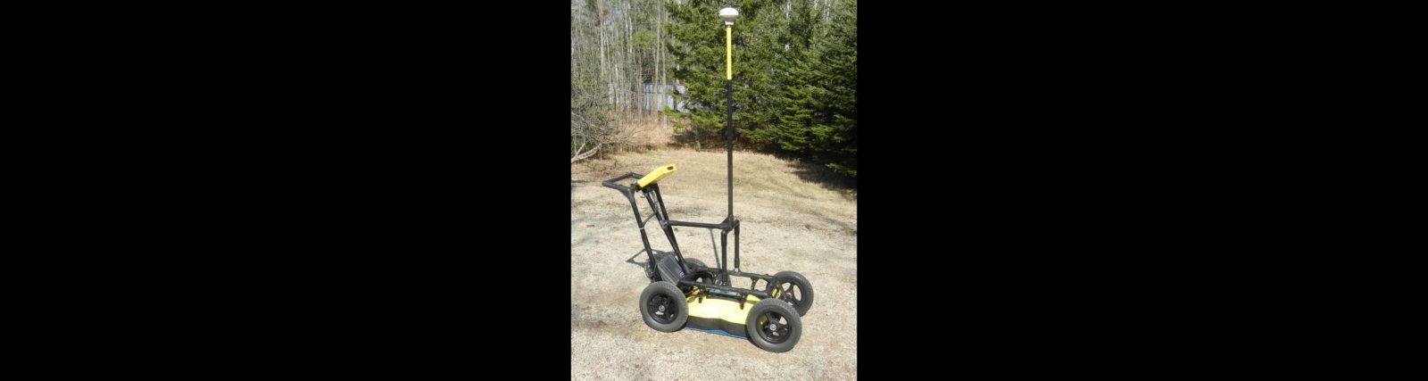 Noggin 250 GPR with GPS